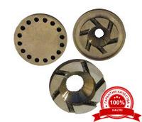Завихрители к горелкам (топливный, паровой, шайба распределительная, гайка накидная) за комплект