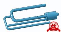 Гидрозатвор для ДА 5-25